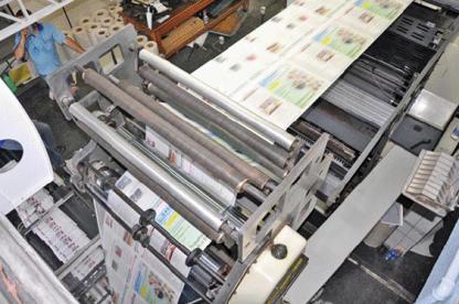 Resultado de imagem para imagem do jornais impressos